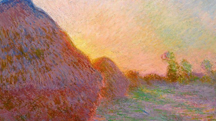 Monet'nin tablosu rekor fiyata satıldı