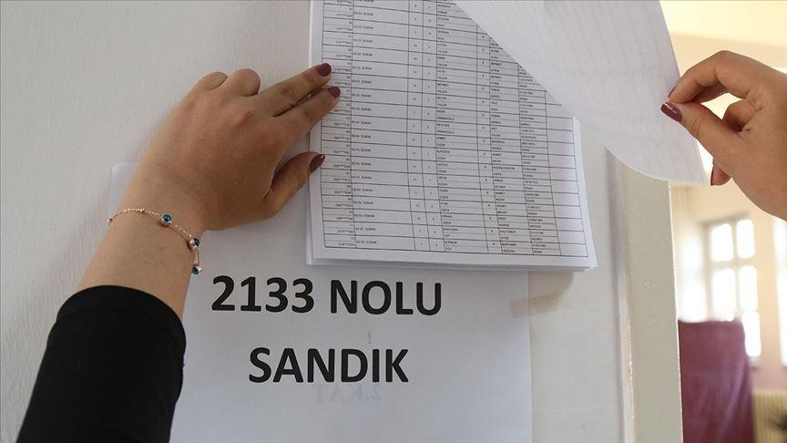 CHP İstanbul seçmen listesini kontrol etti