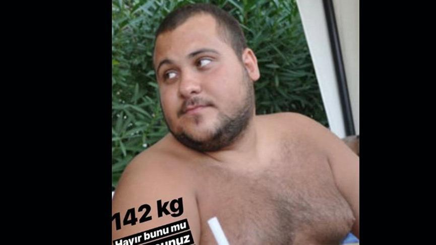 Ümit Erdim'in '142 kilo' isyanı