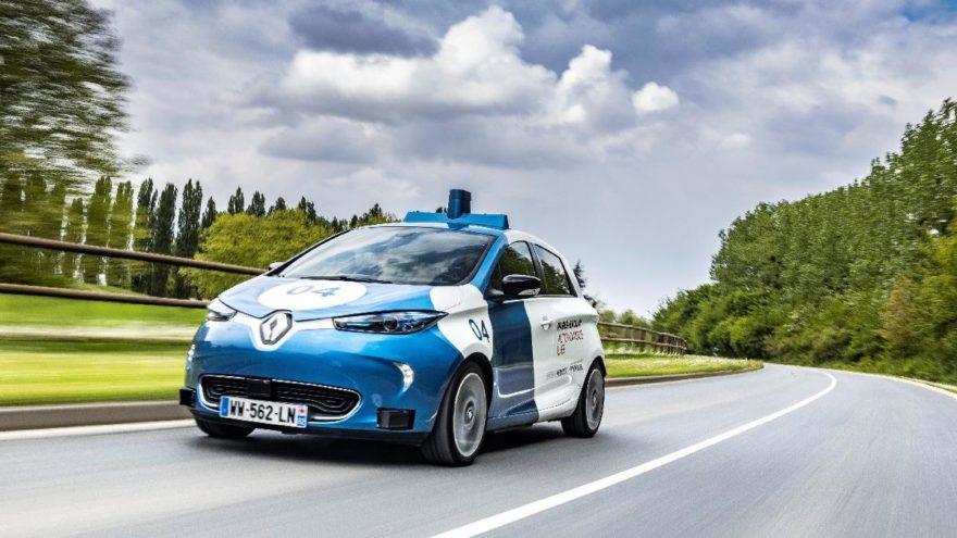 Renault mobiliteye olan bakışını sergiliyor