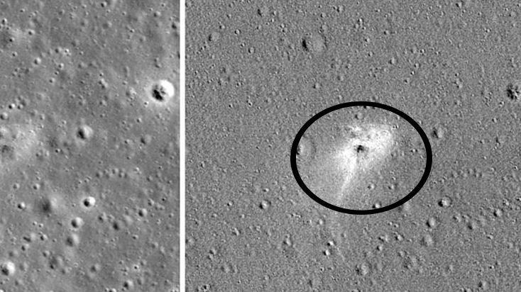 NASA haftalardır onu arıyordu... Böyle buldular!