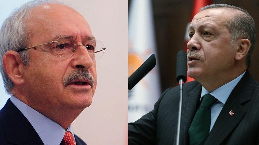 Son dakika... Erdoğan'dan Kılıçdaroğlu ve Akşener'e davet!