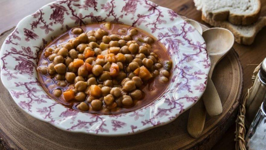 Mantarlı nohut yemeği tarifi: Mantarlı nohut yemeği nasıl yapılır?