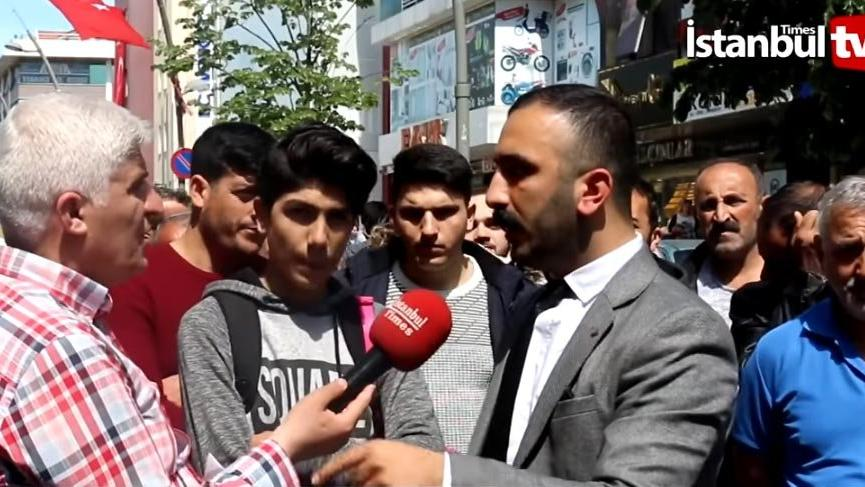 Herkes bunu konuşuyor... ''Hep AK Parti'ye oy verdim'' dedi ve ekledi: İmamoğlu'nu başkan yapacağız çünkü...