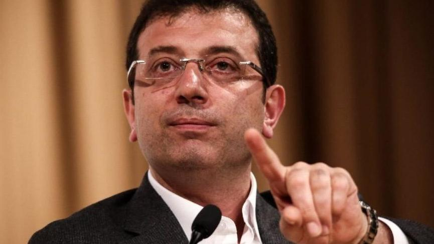 Ekrem İmamoğlu'na yönelik organize kumpasa suç duyurusu!
