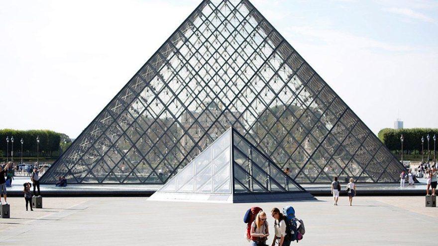 Louvre'un simge piramitinin yaratıcısı hayatını kaybetti