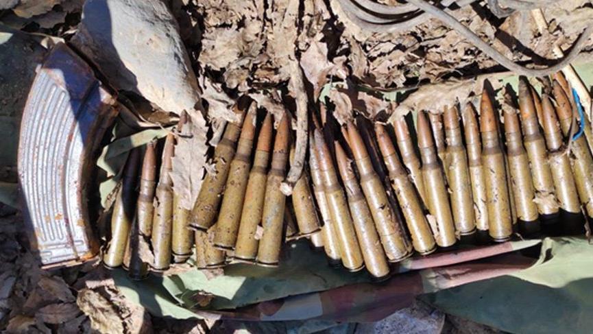 Hakkari'de PKK'ya bir ağır darbe daha!
