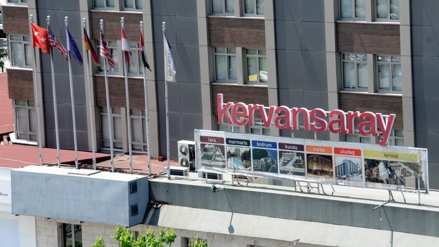 Kervansaray'ın eski patronu tutuklandı
