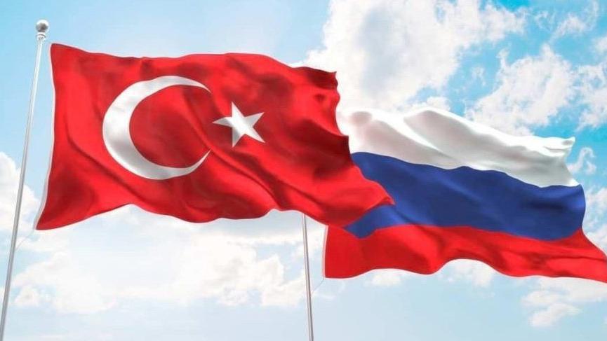 Rusya ile oluşturulan Çalışma Grubu faaliyete başladı