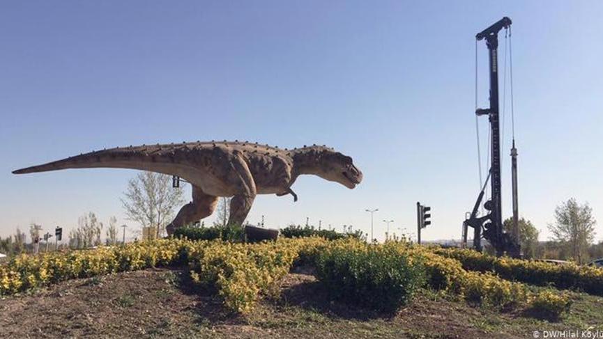 Ankara'nın su parası dinozorlara gitmiş!