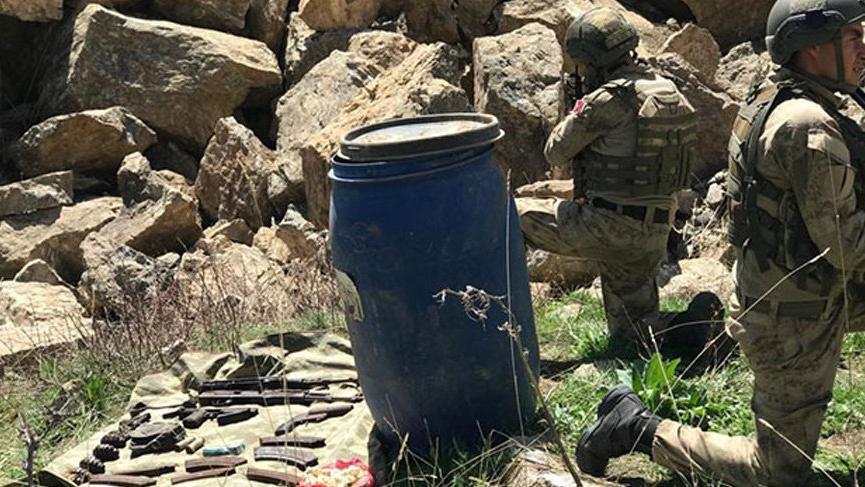 Başkale'de PKK'ya ağır darbe!