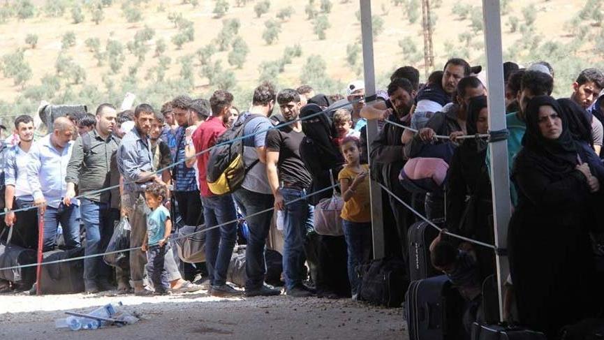 Ülkelerine gidecek Suriyeliler için valilikten açıklama!
