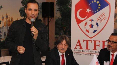 Rafet El Roman'dan Türk Futboluna destek!