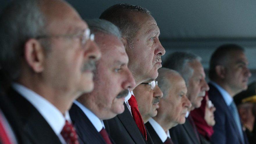 19 Mayıs coşkusu… Erdoğan: 2023 hedeflerimize bağlıyız