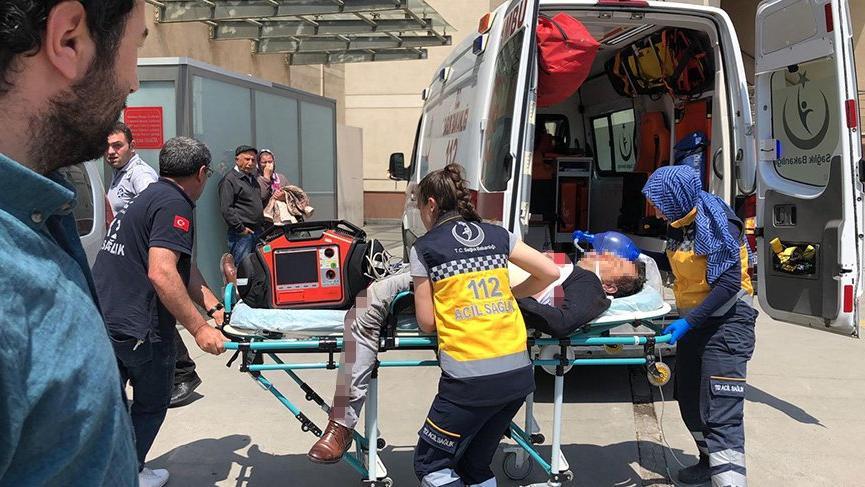 Önce arazide, ardından hastanede kavga ettiler: 4 ölü, 4 yaralı