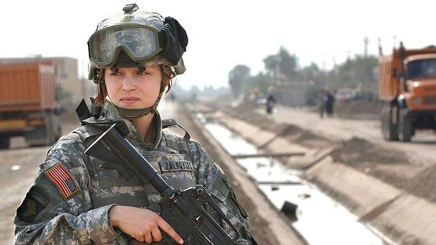 ABD ordusunu karıştıran seks skandalı!