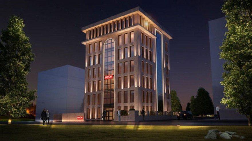 RTÜK'e 7.1 milyon liralık hizmet binası