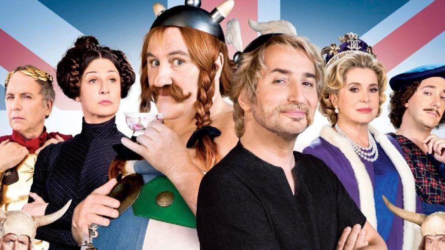 Asteriks ve Oburiks Gizli Görevde konusu ne? Asteriks ve Oburiks Gizli Görevde oyuncuları…
