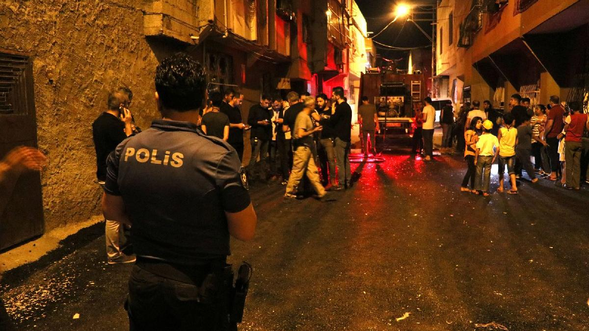 Adana'da kız kaçırma kavgası