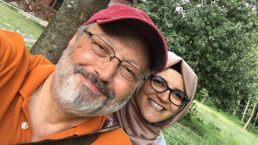 Kaşıkçı'nın nişanlısı ABD'de konuştu: Cemal'in gücü rahatsız etti