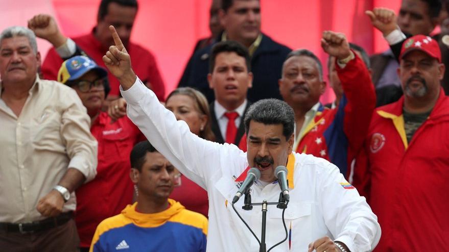 Maduro'dan kriz için seçim formülü