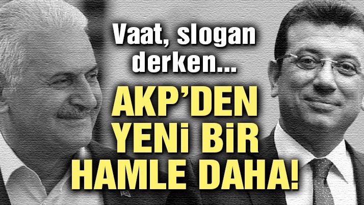 AKP, 'Ekrem İmamoğlu' ifadesini satın alarak Google'dan kendi reklamlarını gösterdi