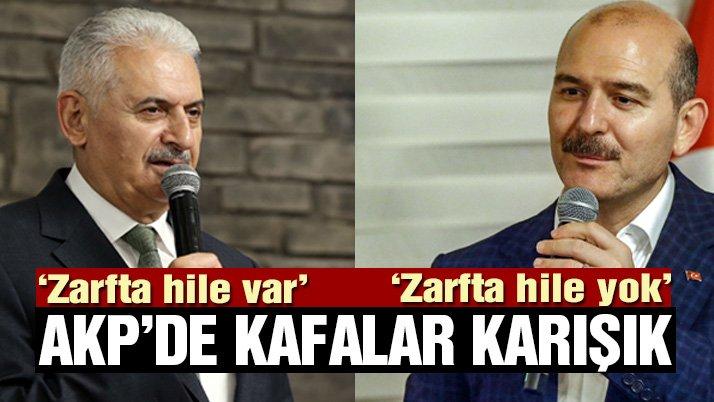 AKP'de kafalar karışık! Son dakika haberleri