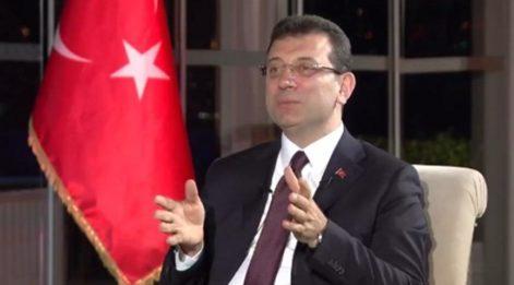 Ekrem İmamoğlu'ndan CNN Türk'e yayın tepkisi: Beni kimden kaçırıyorsunuz