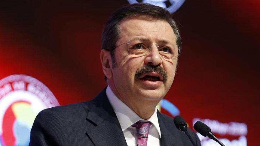 Hisarcıklıoğlu'ndan Erdoğan ve Trump'a anlaşma tavsiyesi!
