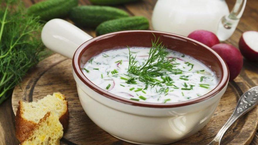 Naneli soğuk çorba tarifi: Naneli soğuk çorba nasıl yapılır?