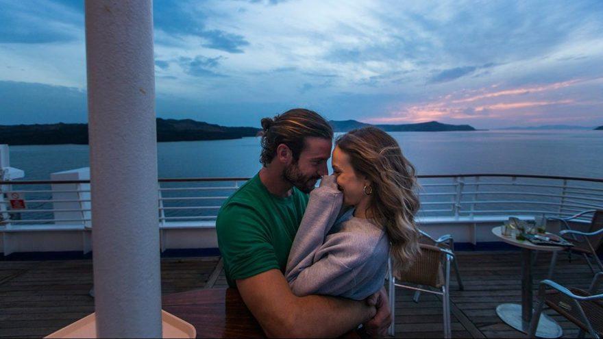 Balayı çiftleri için en romantik rota