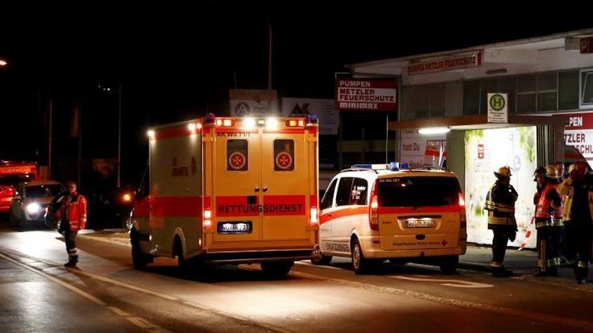 Almanya'da Türk vatandaşını hastanelik ettiler!
