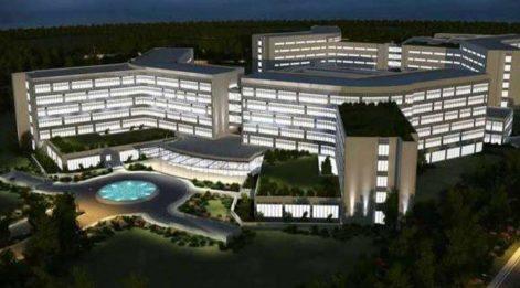 Samsun'daki şehir hastanesi projesi rafa kalktı