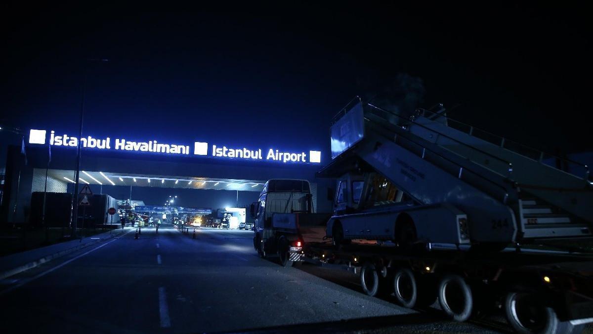 'Üçüncü havalimanı hisseleri satılıyor' iddiası