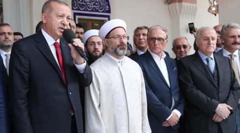 Erdoğan: Seçimi hırsızlara bırakmayacağız