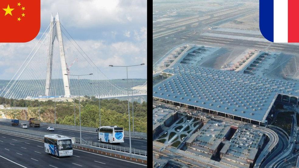 Üçüncü köprü satılıyor... Üçüncü havalimanı da gündemde