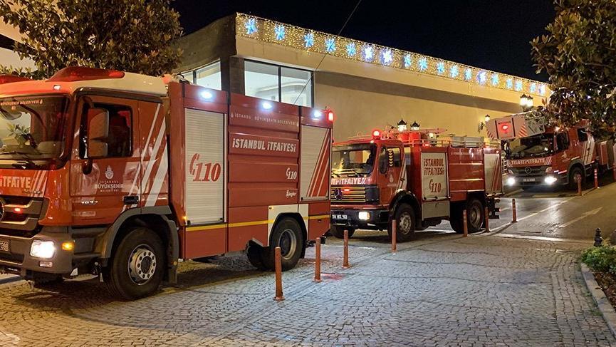 Son dakika… İstanbul Pendik'te bir AVM'de yangın çıktı!