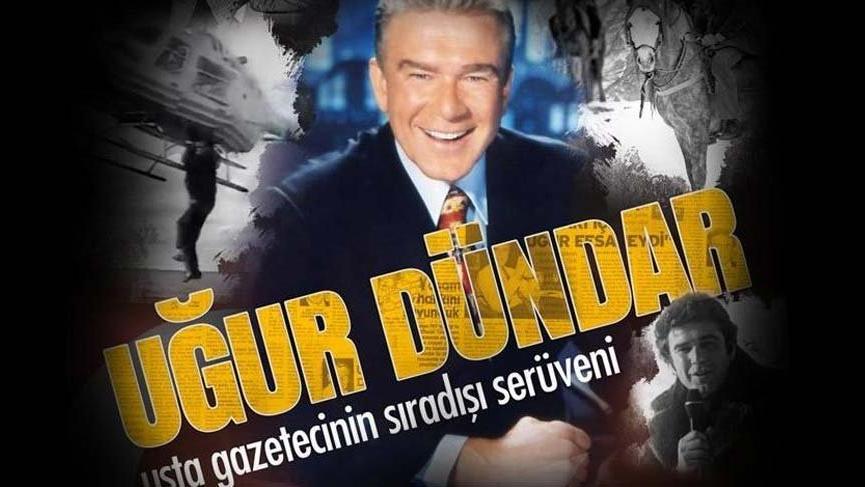Uğur Dündar Belgeseli İstanbul'da! Yıldızlar geçidi