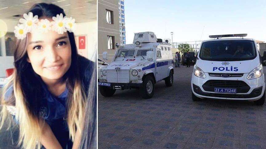 Polis tartıştığı kadın meslektaşını vurdu!
