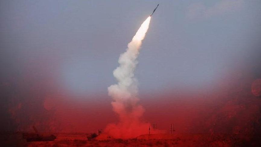 İsrail'den Suriye'ye füze atıldı!