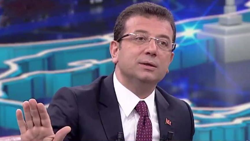 Ekrem İmamoğlu canlı yayında gazetecilerin sorularını yanıtlıyor