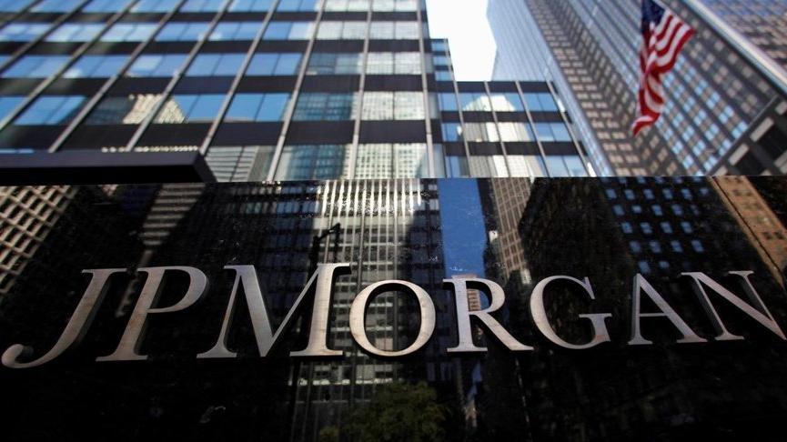 JP Morgan ABD 2. çeyrek büyüme öngörüsünü düşürdü