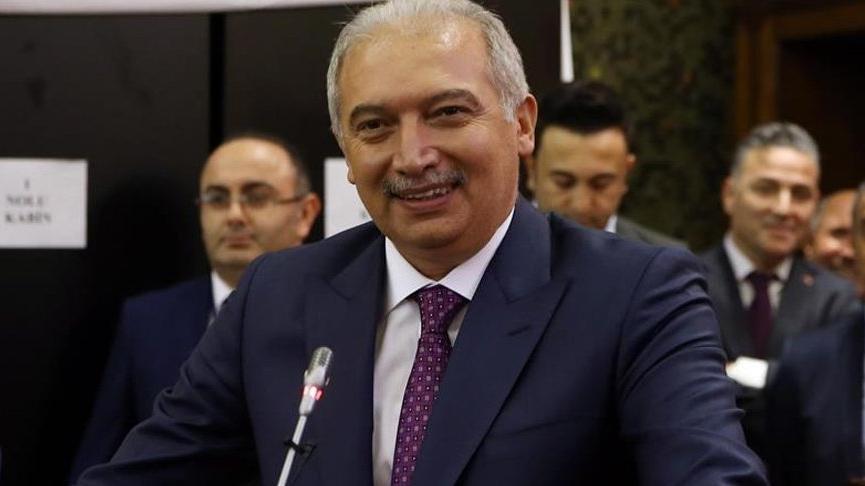 Mevlüt Uysal Halkbank yönetim kuruluna seçildi