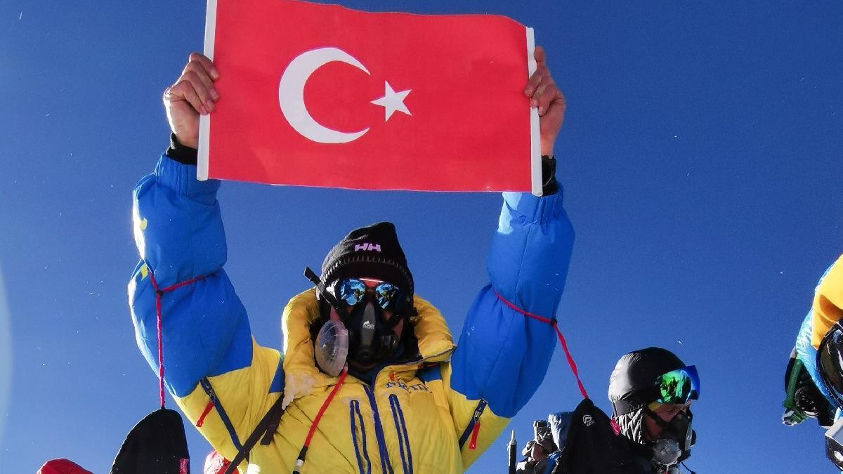 Arçelik'in CEO´su Everest'e tırmandı
