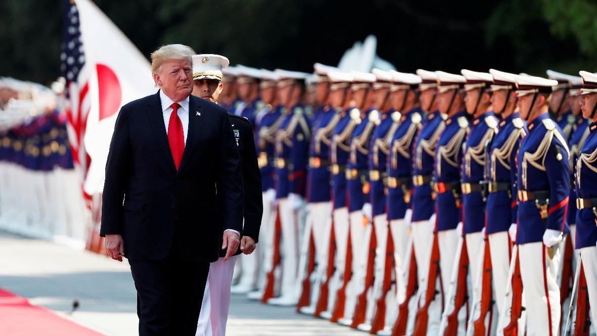 Trump da onun 'gerizekalı' olduğunu düşünüyor