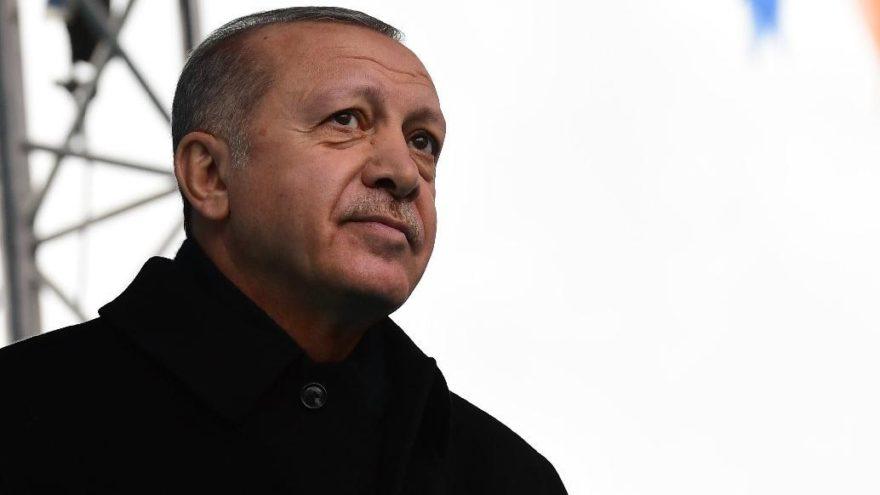 Erdoğan, Sayıştay'ın kuruluş yıl dönümünü kutladı