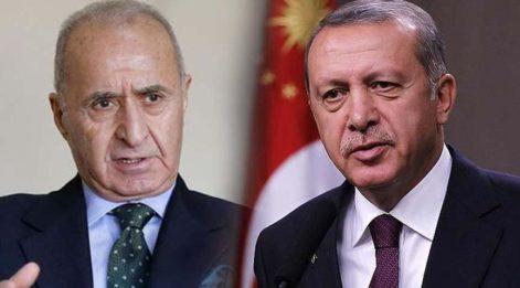 Erdoğan'ın verdiği görevi reddetti!