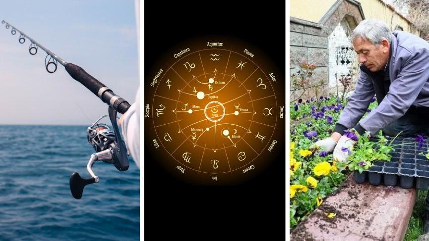 Muratoğlu: Olta balıkçılığı, astroloji ve botanik bilimi ile ilgilenmiyorum