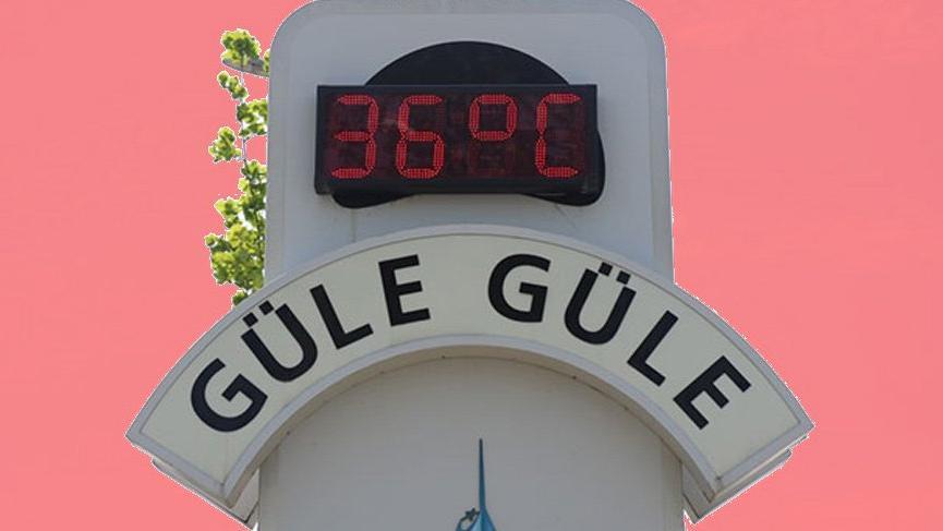 İstanbul'da son 69 yılın sıcaklık rekoru kırıldı