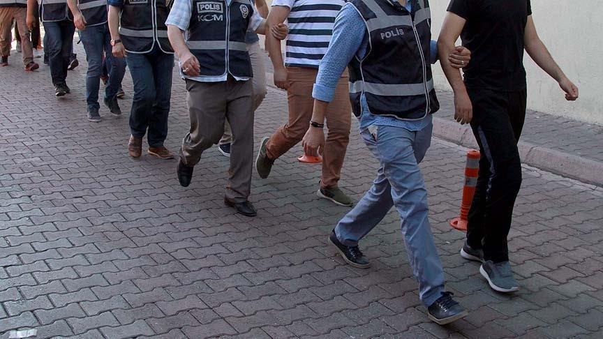 İstanbul'da FETÖ operasyonu: 74 gözaltı kararı